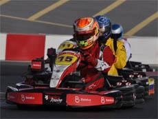 Дубай Kartdrome Endurance Championship driven by Mini